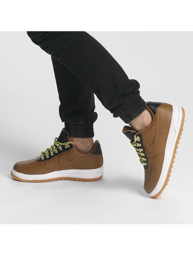 Nike Herren Sneaker Lunar Force 1 Low Duckboot in braun