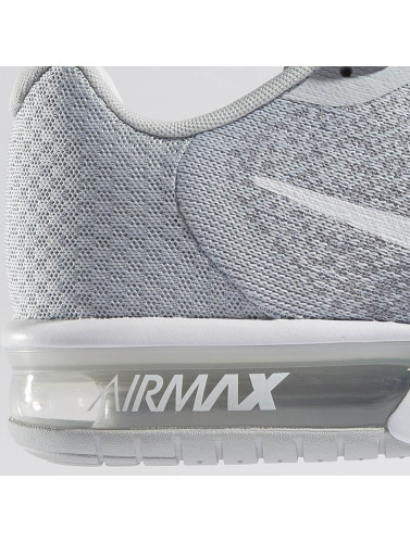 Nike Herren Sneaker Air Max Sequent 2 In Grau