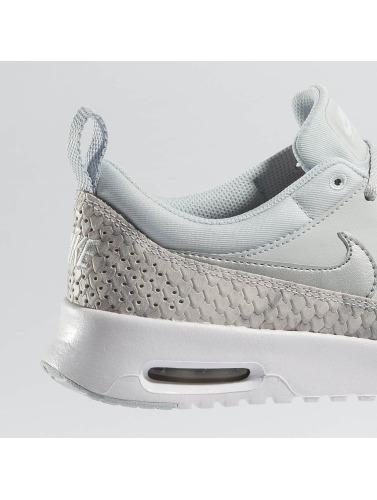 Nike Damen Sneaker Air Max Thea Premium in grau