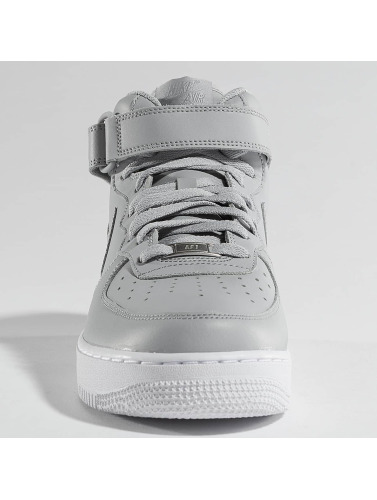 Nike Herren Sneaker Air Force 1 Mid '07 in grau