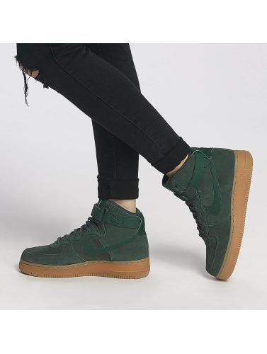 Nike Damen Sneaker Air Force 1 Hi Se in grün