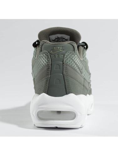 Nike Herren Sneaker Air Max 95 Premium SE in grün Billig Verkauf Neueste Countdown Paketverkauf Online Preiswert W3rO7