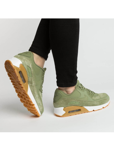 Nike Damen Sneaker Air Max 90 SE in grün