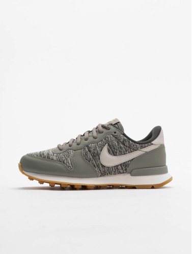 Nike Damen Sneaker Internationalist in grün