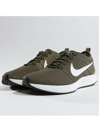 Nike Damen Sneaker Dualtone Racer Sneakers in olive