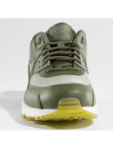 Nike Damen Sneaker Air Max 90 in olive