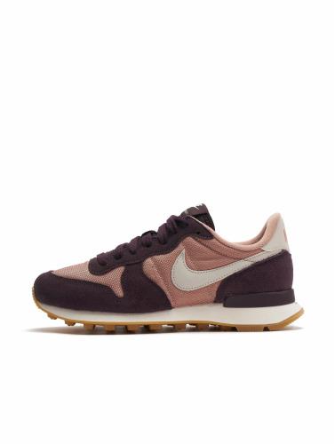 Nike Damen Sneaker Internationalist in pink