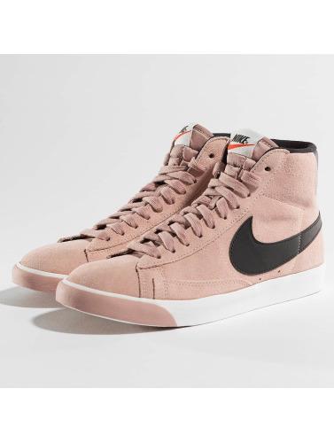 Nike Damen Sneaker Blazer Mid Suede Vintage in pink