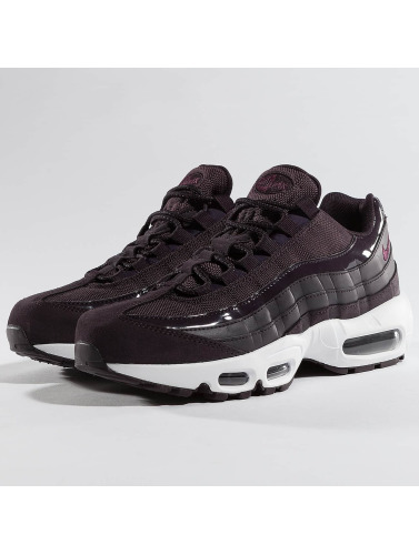Nike Damen Sneaker Air Max 95 in rot