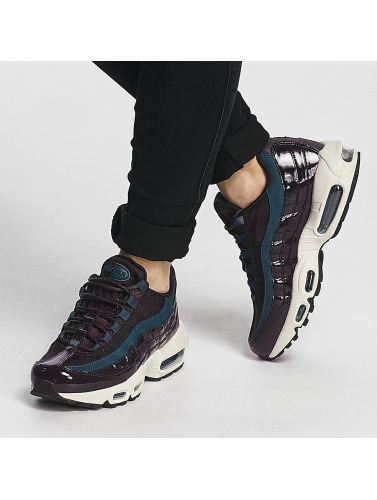 Nike Damen Sneaker Air Max 95 Special Edition Premium in rot
