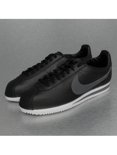 Nike Herren Sneaker Classic Cortez Leather in schwarz