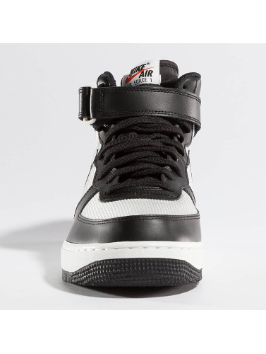 Nike Herren Sneaker Air Force 1 Mid 07 in schwarz