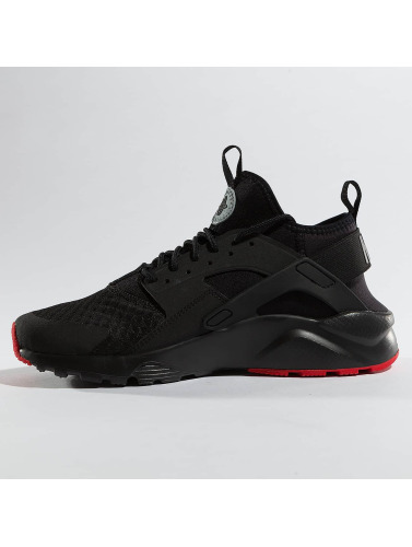 Nike Herren Sneaker Air Huarache Run Ultra in schwarz
