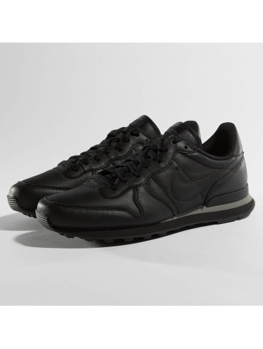 Nike Herren Sneaker Internationalist in schwarz