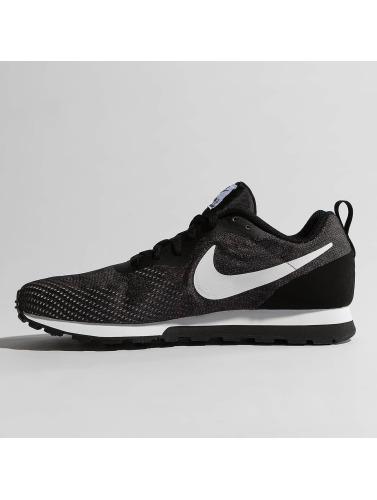 Nike Herren Sneaker MD Runner II ENG Mesh in schwarz