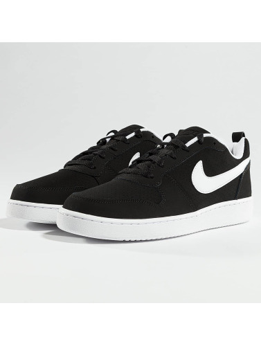 Nike Herren Sneaker Court Borough Low in schwarz