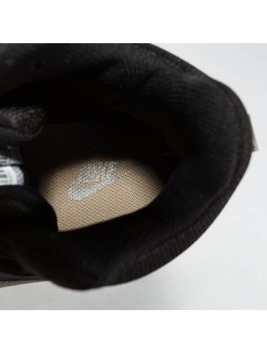 Nike Sneaker Court Borough Mid in schwarz