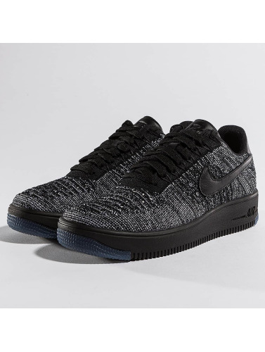 Nike Damen Sneaker Flyknit Low in schwarz