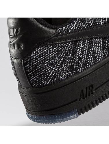 Nike Damen Sneaker Flyknit Low in schwarz