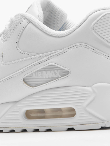 Nike Herren Sneaker Air Max 90 Leather in weiß