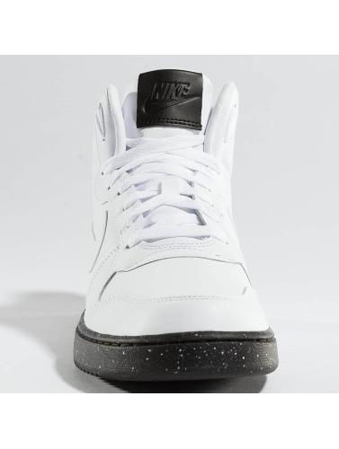 Nike Herren Sneaker Court Borough Mid in weiß