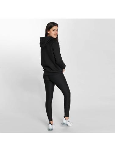 Nike Mujeres Sudadera Sportswear Logo Rally in negro