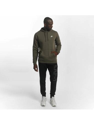 Nike Hombres Sudadera Sportswear in verde
