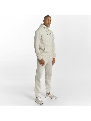 Nike Hombres Sudaderas con cremallera Sportswear in beis
