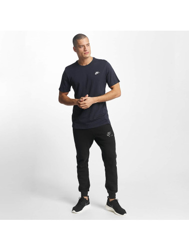 Nike Herren T-Shirt NSW Club in blau