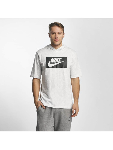 Nike Herren T-Shirt NSW Futura in grau