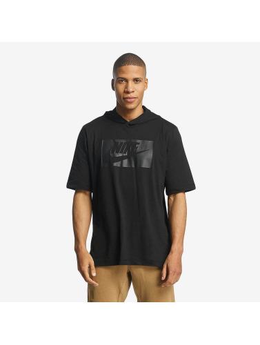 Nike Herren T-Shirt NSW Futura in schwarz