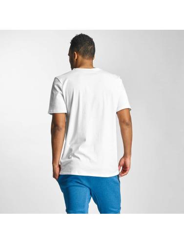 Nike Herren T-Shirt NSW Huarache Logo in weiß