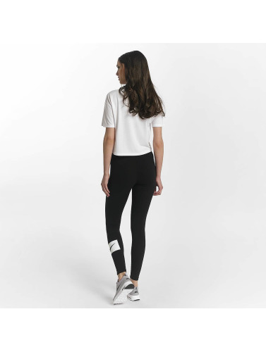 Nike Damen T-Shirt Sportswear Essential Crop in weiß