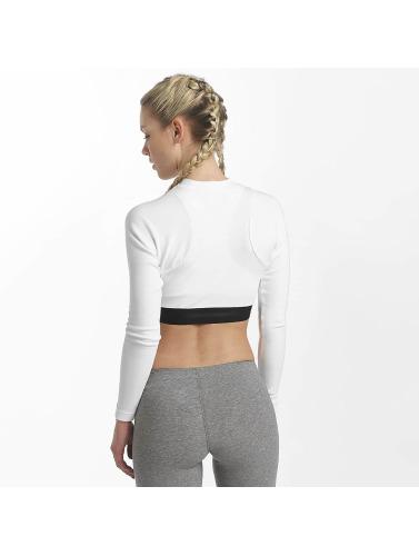 Nike Mujeres Top Sportswear in blanco