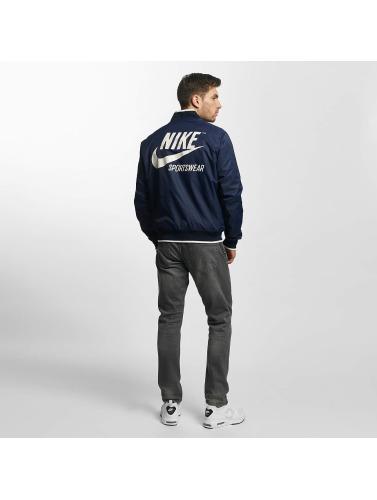 Nike Herren Übergangsjacke NSW Archive in blau