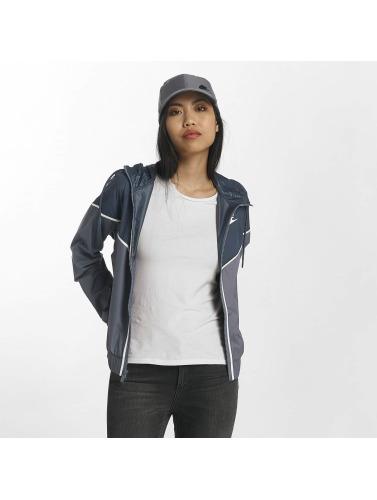 Nike Damen Übergangsjacke NSW Windrunner in grau