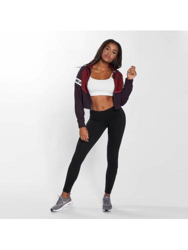 Nike Damen Übergangsjacke NSW Tracksuit in rot
