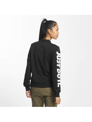 Nike Damen Übergangsjacke NSW in schwarz