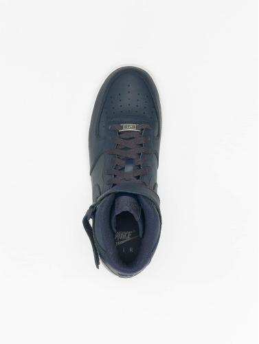 Nike Hombres Zapatillas de deporte Air Force 1 Mid 07 in azul