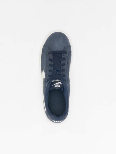 Nike Hombres Zapatillas de deporte Court Royale Suede in azul