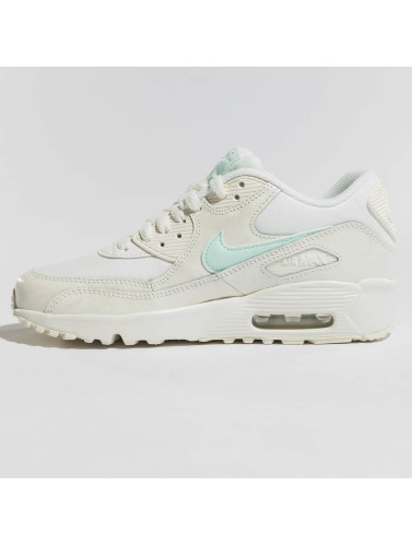 Nike Zapatillas de deporte Air Max 90 Mesh (GS) in beis