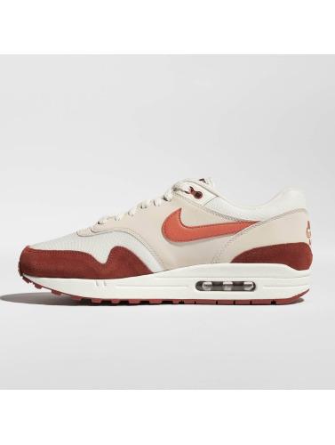 Menn Nike Joggesko Air Max 1 I Beis klaring billigste pris gratis frakt rimelig zUJ8ZC