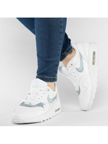 Nike Zapatillas de deporte Air Max 1 in blanco