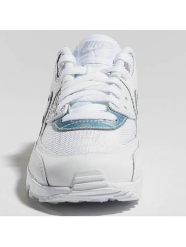 Nike Zapatillas de deporte Air Max 90 Mesh (GS) in blanco