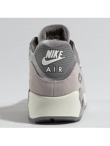 Nike Mujeres Zapatillas de deporte Air Max 90 LX in gris