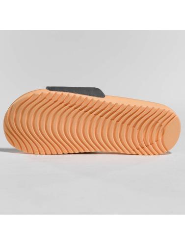 Nike Mujeres Zapatillas de deporte Kawa Slide in gris