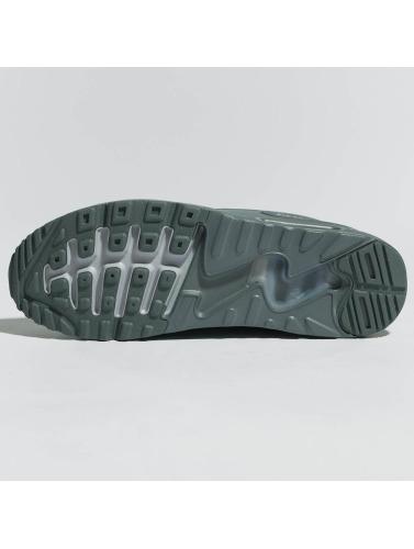 Nike Hombres Zapatillas de deporte Air Max 90 Ultra 2.0 Essential in gris