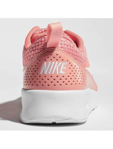 Nike Mujeres Zapatillas de deporte Air Max Thea Premium in naranja