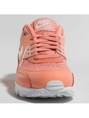 Nike Mujeres Zapatillas de deporte Air Max 90 SE in naranja