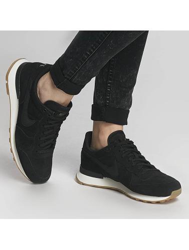 Nike Mujeres Zapatillas de deporte Internationalist SE in negro